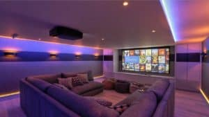 What About a Home Theater?
