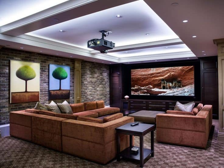 Home Theater - TechnoLiving